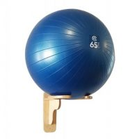 65cm Exercise Ball Corbel Shelf for Storage